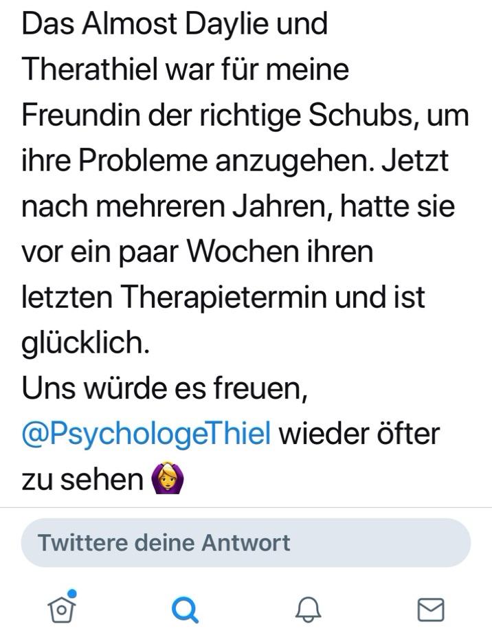 Diplom Psychologe Michael Thiel